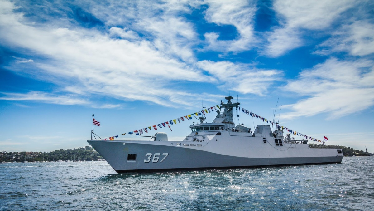 Asal-Usul Nomor Lambung di Kapal Perang TNI AL