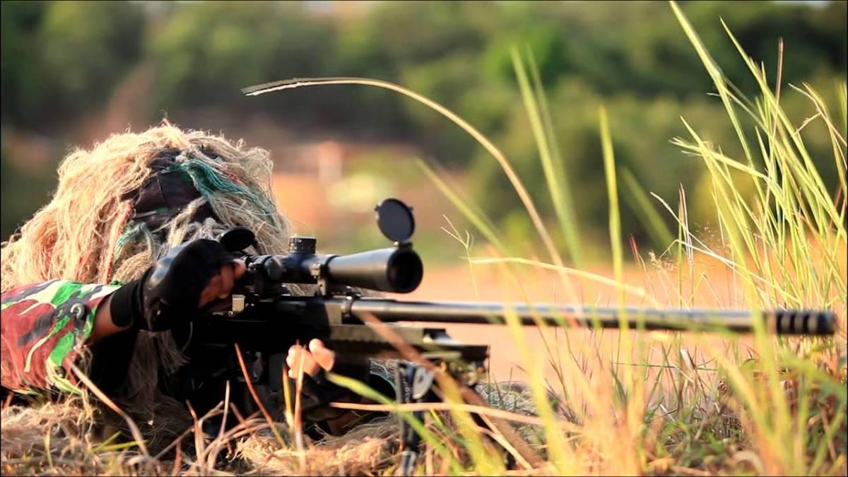 Berapa Jarak Tembak Terjauh Yang Pernah Dicapai Sniper?